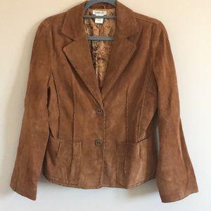 Harold's | Boho Style Suede Leather Jacket Medium
